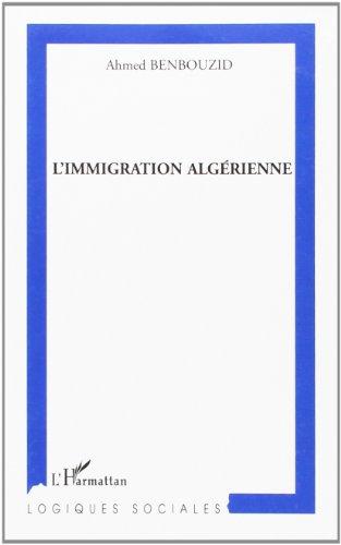 L'immigration algérienne en région stéphanoise : moments et figures