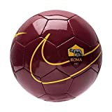 Nike As Roma Skills, Calzini Unisex - Adulto, Team Crimson/University Gold, 1