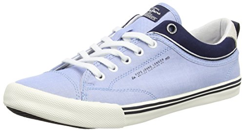 Pepe Jeans Britt Fabric, Sneakers Basses Homme