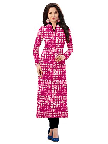 BEST party wear Women's kurti - COMFORTABLE Princess cut stitched Long rayon kurta - Designer stylish and readymade partywear dress for women,Crazy Trendz Multi Coloured party wear kurtis for women readymade sleeve stylish partywear dress A-Line Rayon Embroidery Kurti. Brow Calf Length Sleeveless Stitched Designer Stylish Long Kurti. Size L & XXL Readymade Straight Calf Length Embroidered Cotton Silk Long Kurti.Regular Fit 3/4 Sleeve Round Neck Partywear Kurti For Women.  available at amazon for Rs.250