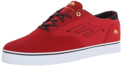 Emerica The Provost, Chaussures de sport homme Rouge