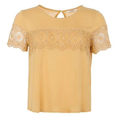 Tiffosi Damen T-Shirt Gelb