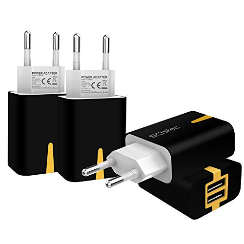 SCHITEC Cargador USB