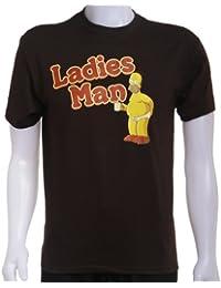 Homer: Ladies Man T-Shirt