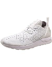 adidas ZX Flux ADV ASY, blancas, 43.3