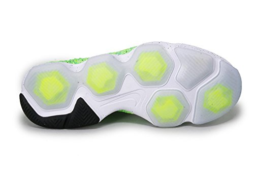 Nike Flyknit Zoom Agility Laufschuhe verschiedene Farben Grün