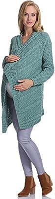 Be Mammy Suéter Premamá para Mujer Ossi