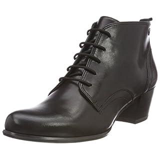 Tamaris Damen 25115-21 Stiefeletten, Schwarz (Black Leather 3), 36 EU