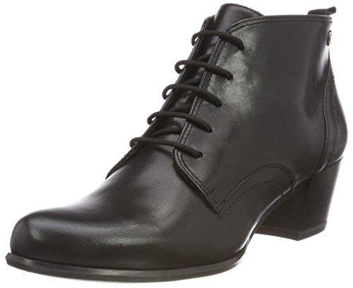 Tamaris Damen 25115-21 Stiefeletten, Schwarz (Black Leather 3), 41 EU
