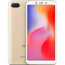 Xiaomi Redmi 6 Dual SIM 64GB 3GB RAM Oro (Version Global)