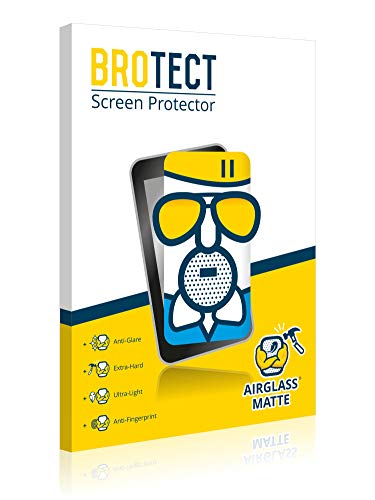 BROTECT Panzerglas Schutzfolie Matt kompatibel mit Tag Heuer Connected Modular 45 - Flexibles Airglass, 9H Härte