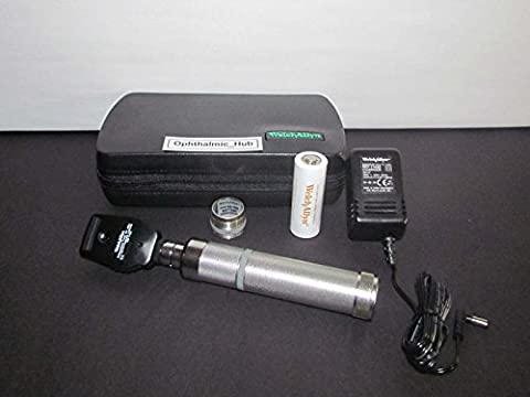 Welch Allyn 3.5V Kit coaxial et Ophtalmoscope avec poignée 9062