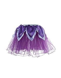 DREAMY DRESS-UPS 50423Morado Flores de Lavanda tutú Disfraz (Tamaño pequeño)