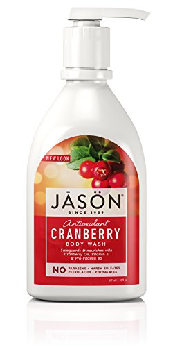 Jason Cranberry Body Wash - 887ml