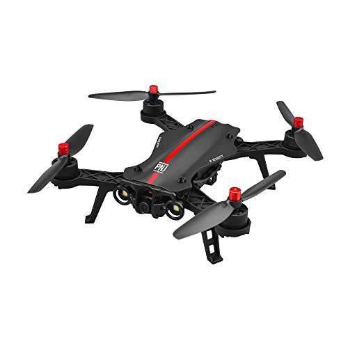 Pnj Drone Carrera 350x 330x 90mm Negro/Rojo