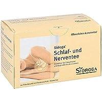 Sidroga Schlaf- und Nerventee – Kräutertee mit Heilpflanzen zur Förderung des Schlafes – 20 Filterbeutel à 2,0 g preisvergleich bei billige-tabletten.eu