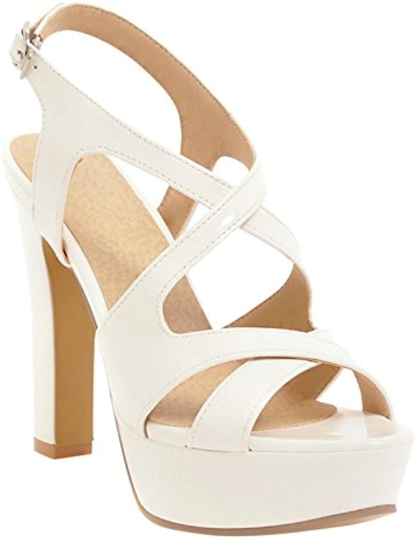 5bd55be689a922 la plate forme de chaussures femmes brille brille brille boucle sandales  b07ch9s911 parent | Soldes fdd1d7