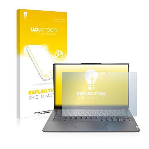 upscreen Entspiegelungs-Schutzfolie kompatibel mit Lenovo Yoga S940 - Anti-Reflex Bildschirmschutz-Folie Matt