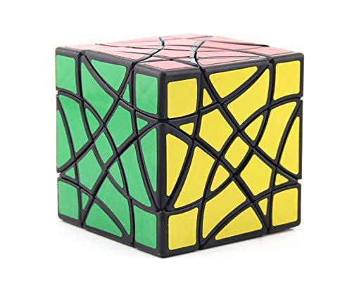 Cubo de Rubik Alien. Juego geométrico de Rubik