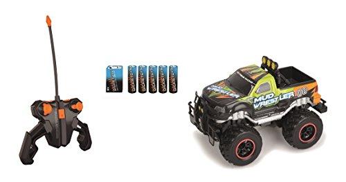 Dickie Toys 201119455 - RC Ford F150 Mud Wrestler, funkferngesteuerter Monstertruck inklusive Batterien, 30 cm - 3