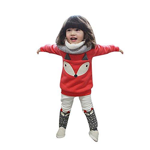 - Kinder Fox Kostüm