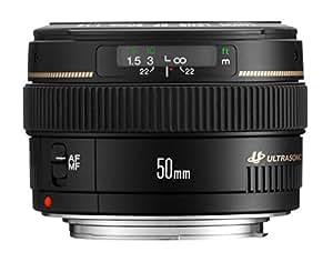 EF-Objektiv 50mm f/1.4 USM für alle Spiegelreflexkameras von Canon Serie EOS