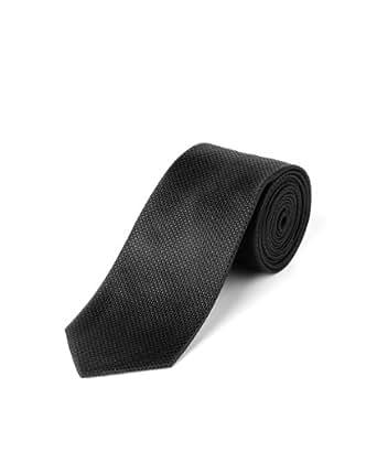 ESPRIT Collection Herren Krawatte 123EO2Q002, Gr. one size, Schwarz (001 BLACK)