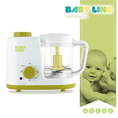 Appetitissime Baby Line - Mixer und Dampfgarer 2in 1, 250W