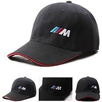 Coton Noir M Logo Voiture, performance, Baseball/BMW Moteurs Bouchon sport Hat