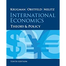International Economics: Theory and Policy Plus New Myeconlab with Pearson Etext (1-Semester Access) -- Access Card Package