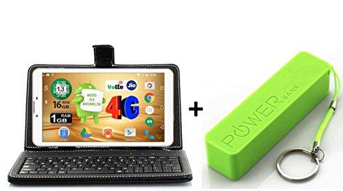 I-KALL-N4-Dual-Sim-4G-Calling-Tablet-with-keyboard-2600-mah-power-bank-White