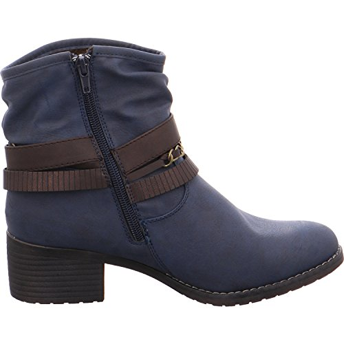 Jane Klain Damen 253 430 Cowboy Stiefel Navy832