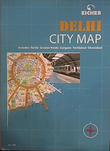 Delhi City Map