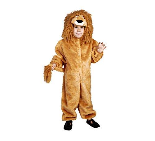 Imagen de disfraz de león para niños de 10 a 12 años