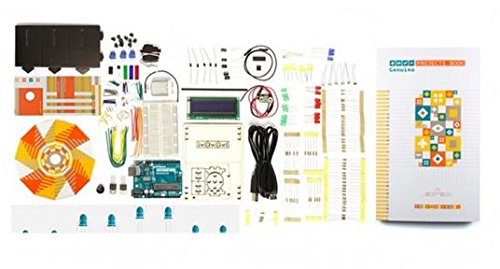 Genuino Starter Kit [Inglés] (Kit Oficial de arduino. CC con 170-page proyectos Libro)