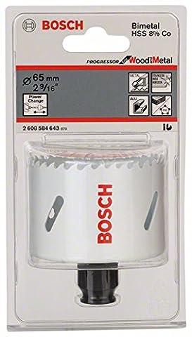Bosch 2608584643 Scie cloche Progressor 65 mm (2,5625
