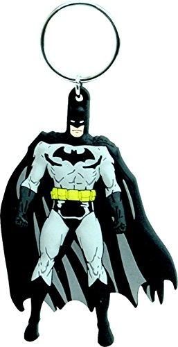 DC Batman Soft Touch PVC Key Ring