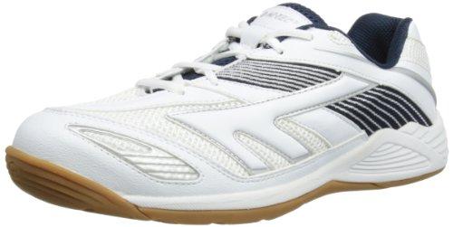 Hi-tec Viper Court, Bottes Classiques Homme Blanc (white/navy/silver)