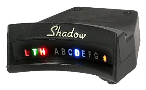 Shadow Sonic Tuner (passt in das Schallloch von Akustikgitarren)
