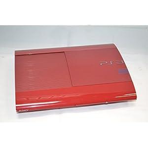 Sony PlayStation 3 Super Slim 500 GB Rot Konsole Solo