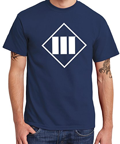 -- Son of New Bordeaux -- Boys T-Shirt Navy