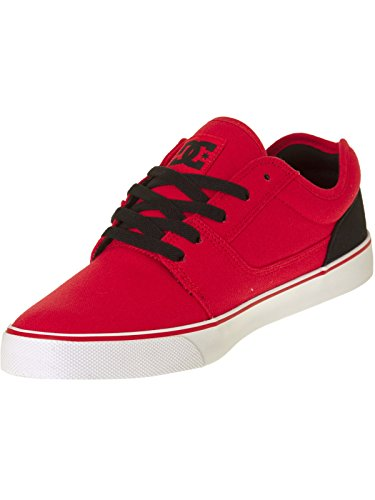 DC Shoes Tonik Tx, Baskets Basses Homme Rouge