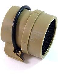 Tactical Tapa protectora anti de reflector para airsoft acog 4x 32Scope de @ worldsho pping4u