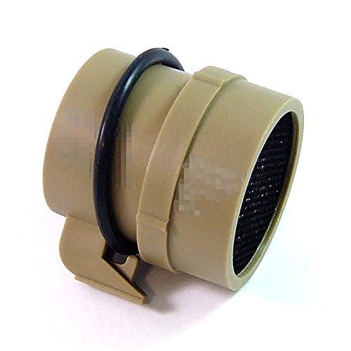 Capuchon de protection tactique Anti-réflecteur pour Airsoft ACOG 4x32 Portée DE @ WorldShopping4U