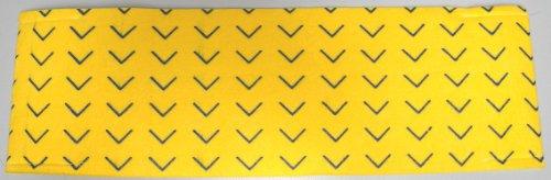 Meiko Fast Wish Mop 50cm, Einwegmop gelb/schwarz