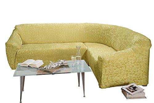 Stretchbezug grün Größe 3-Sitzer