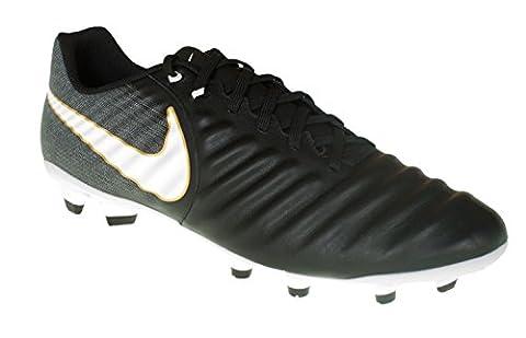 Nike Tiempo Ligera Iv Fg - black/white-black, Größe #:12