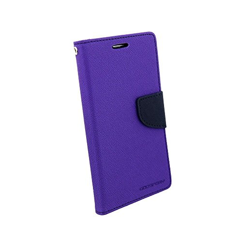 Xiaomi Redmi Note 4G Flip Cover By Online Street (Orchid Purple)  available at amazon for Rs.179