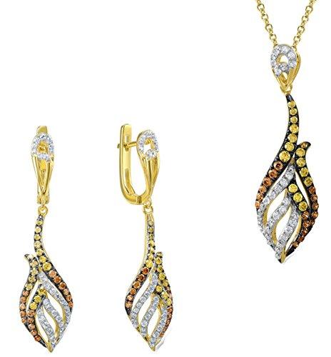 saysure-jewelry-sets-champagne-yellow-white-cz-diamond