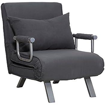 Bakaji divano poltrona letto 1 posto singolo struttura in for Divano letto 1 posto